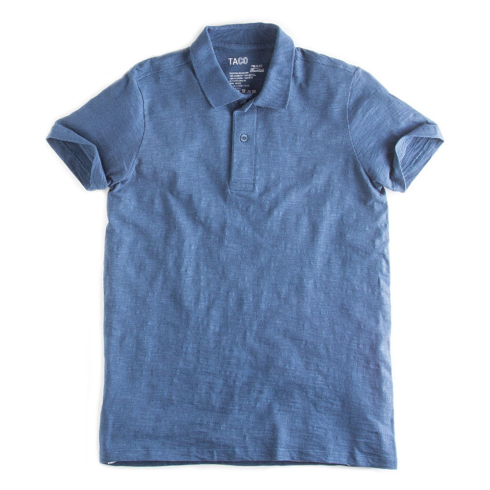 -Camisa-Polo-Flame-Premium-Azul-Petroleo