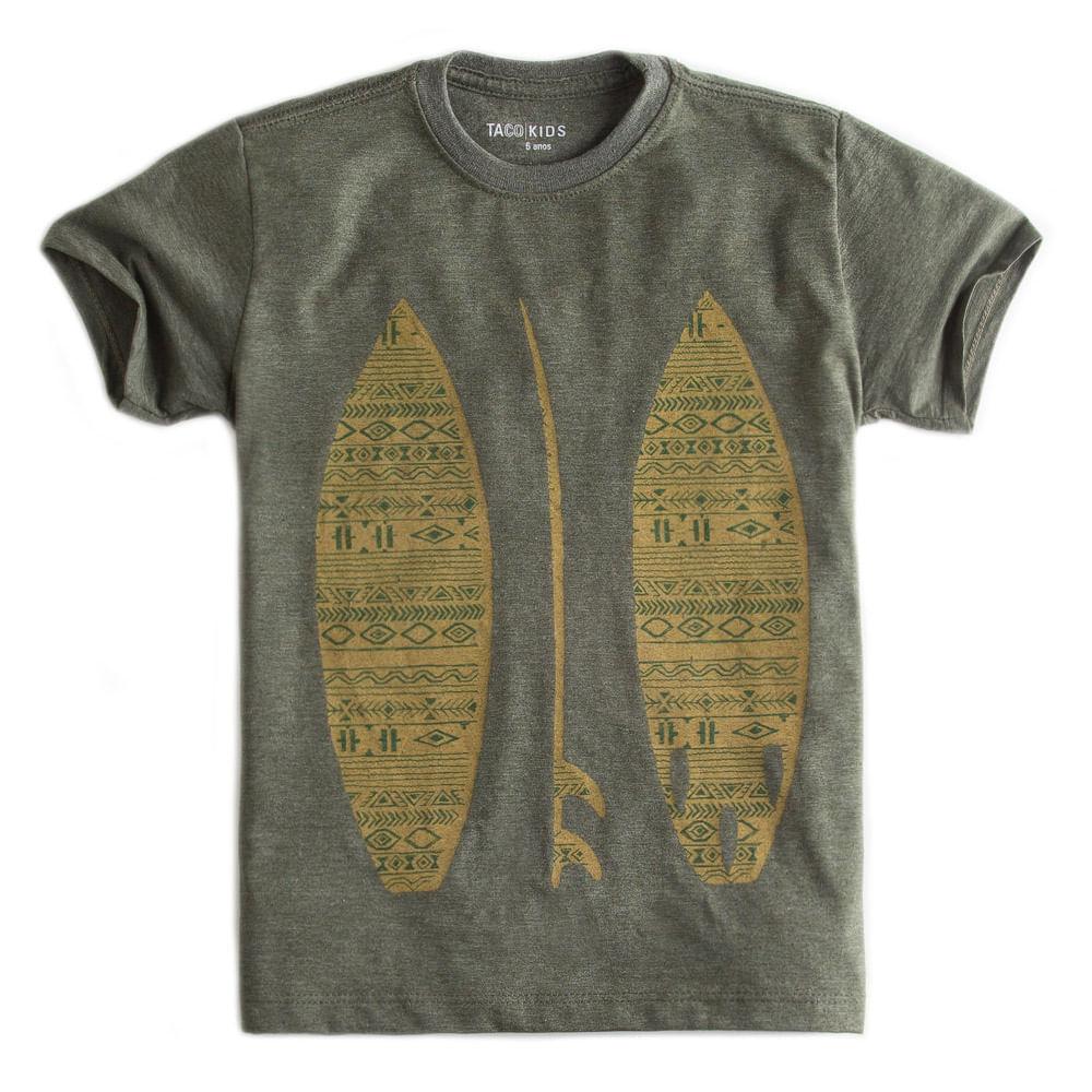 -T-shirt-Estampada-Verde-Musgo-Infantil-Masculino