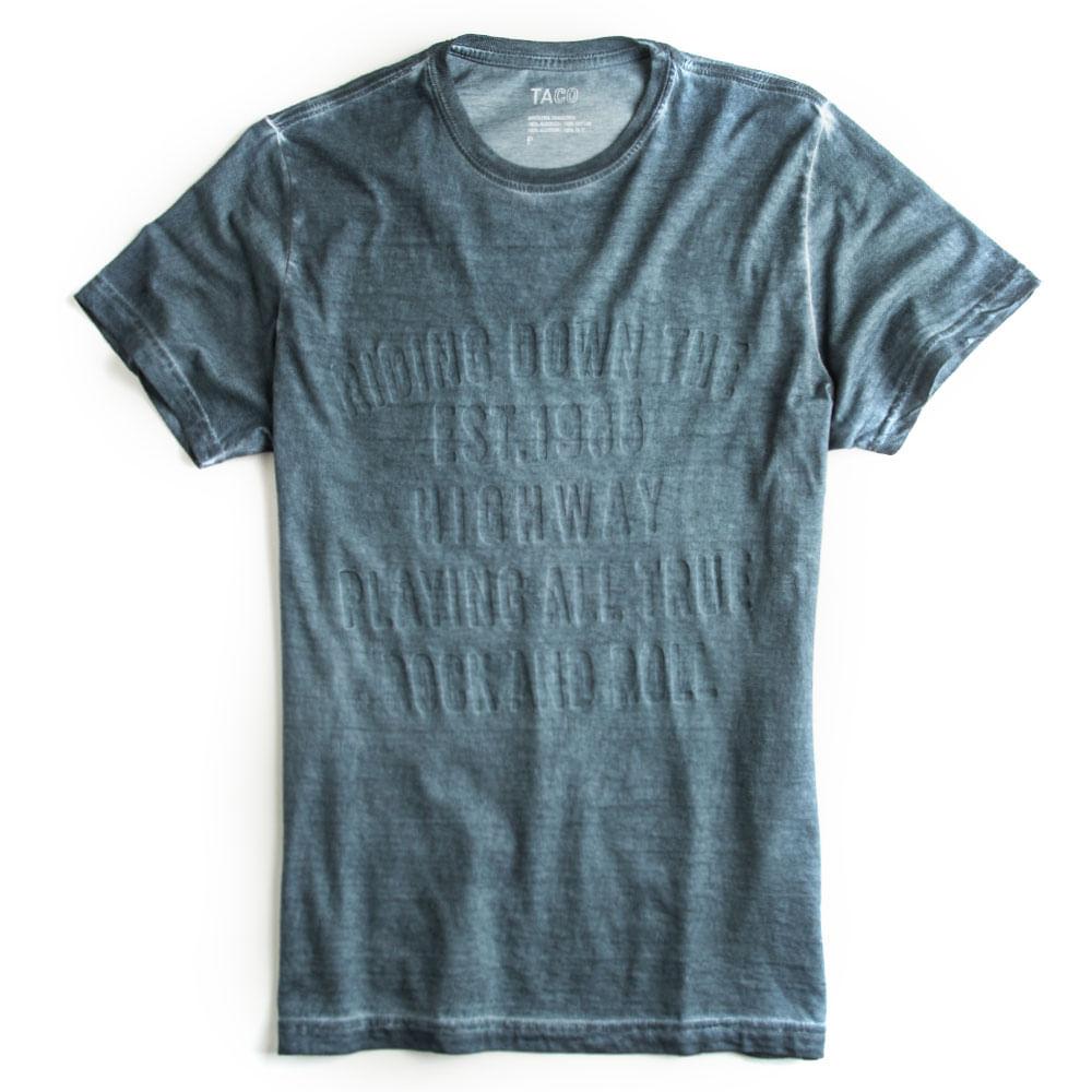 T-shirt-Estampada-Azul-Jeans