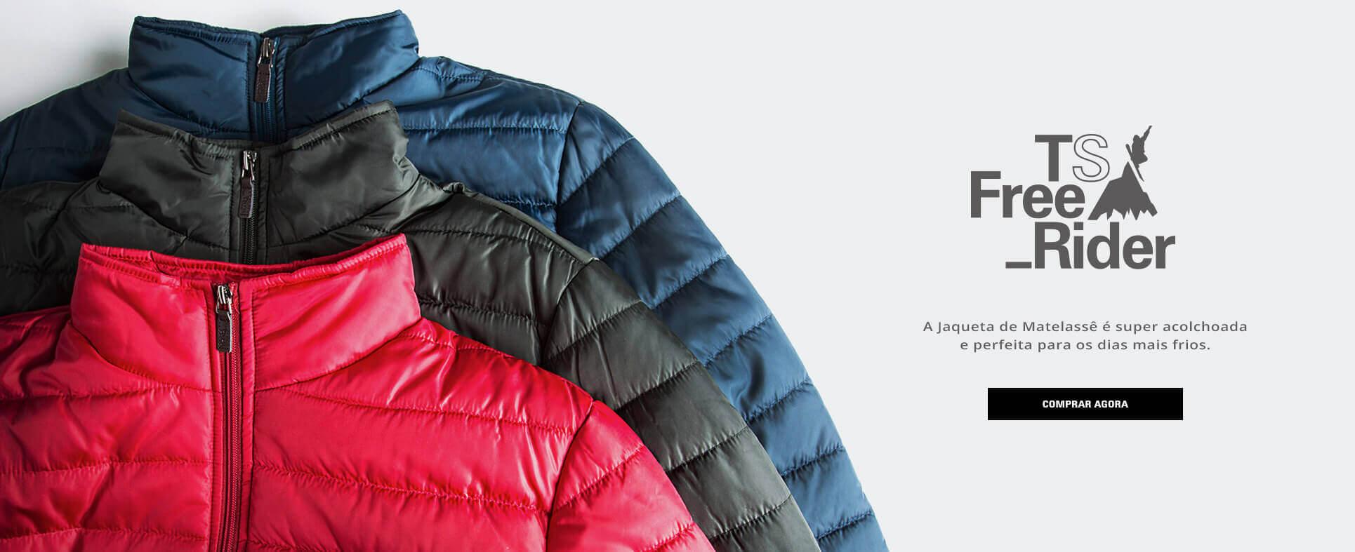 Banner casaco