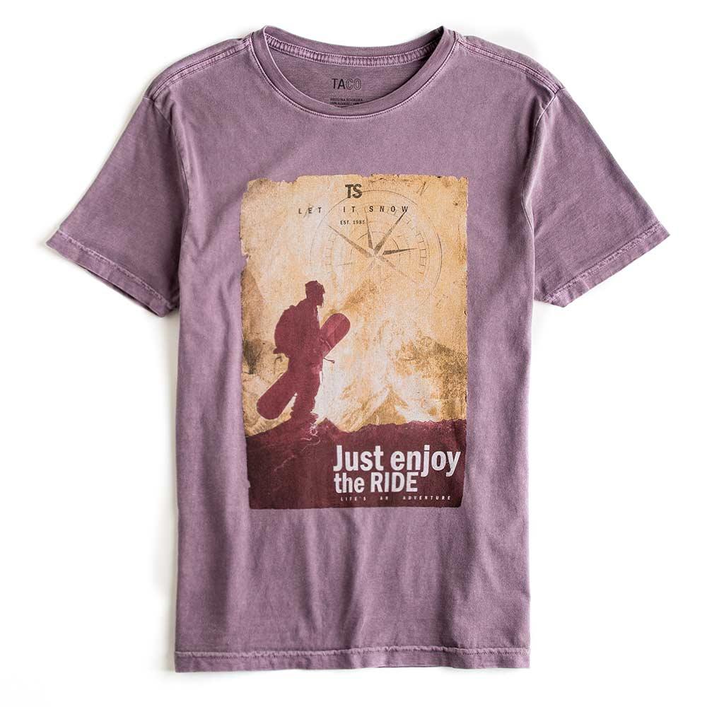 T-Shirt-Estampada-Roxo