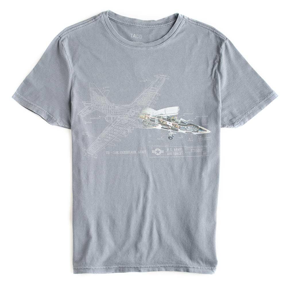 T-shirt-Estampada-Azul-Marinho