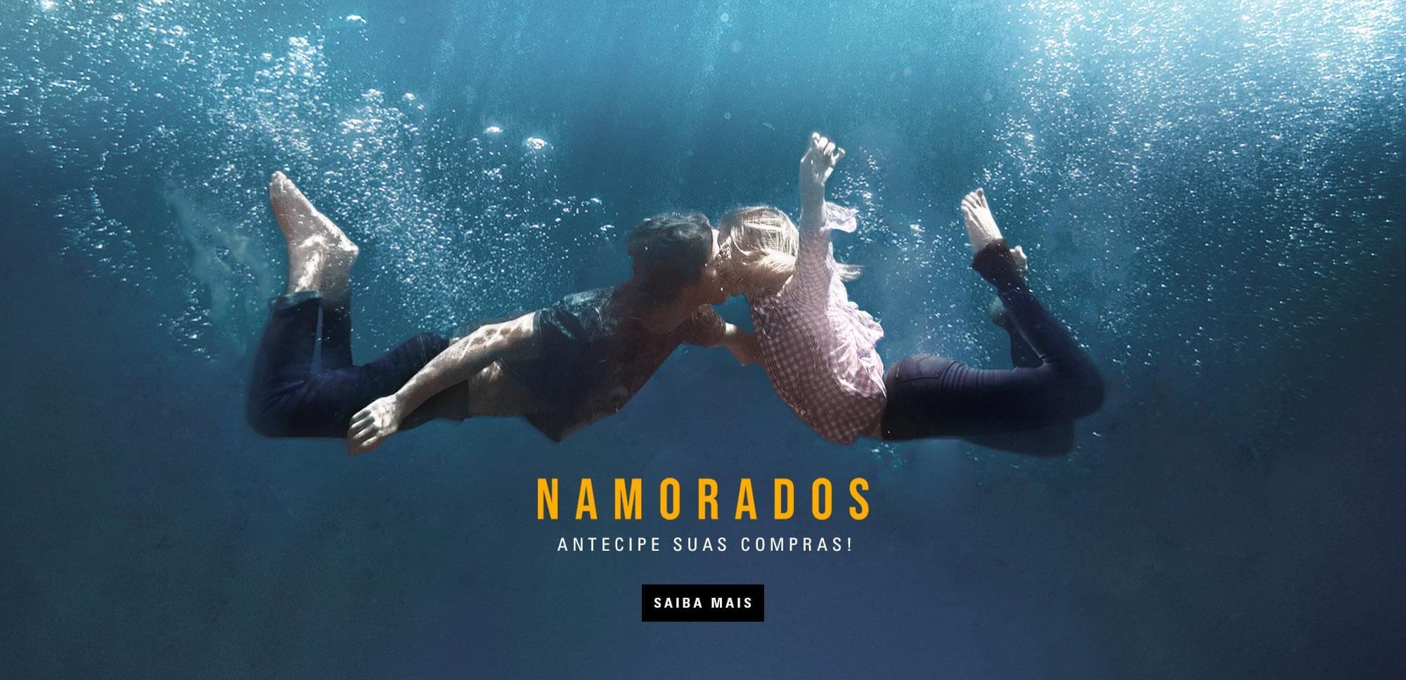 NAMORADOS - antecipe