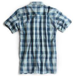 camisatecidoxadrezazuljeans2