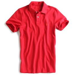camisapolovermelha1