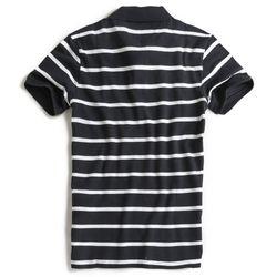 Camisa-Polo-Listrada-Azul-Marinho