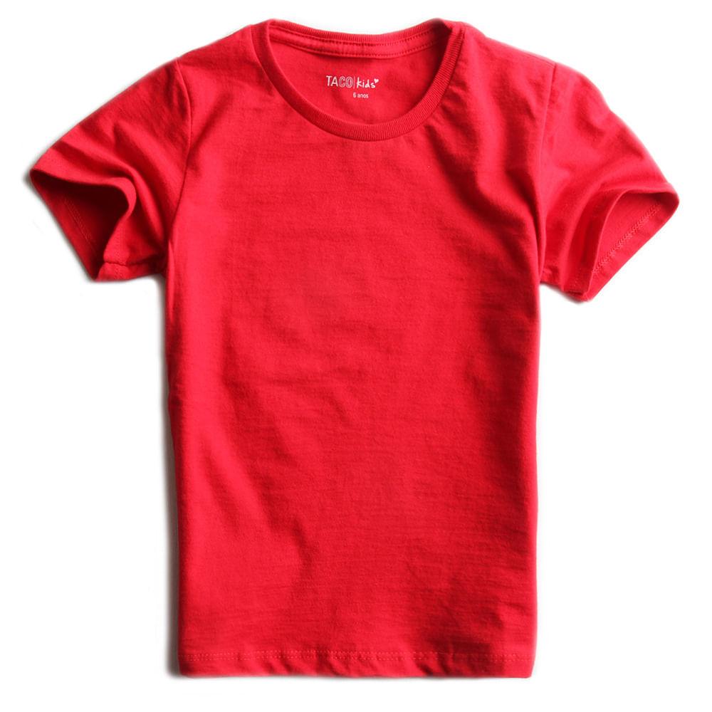 Camisa-Malha-Basica-Vermelha-Infantil-Feminina