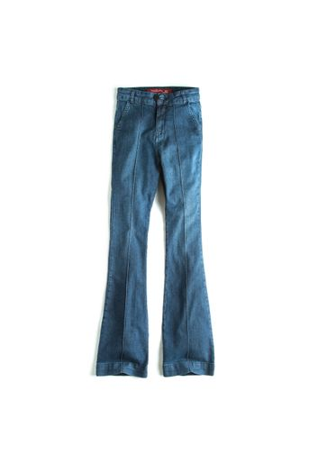 Calca-Jeans-Flare-Azul-Jeans-Feminina