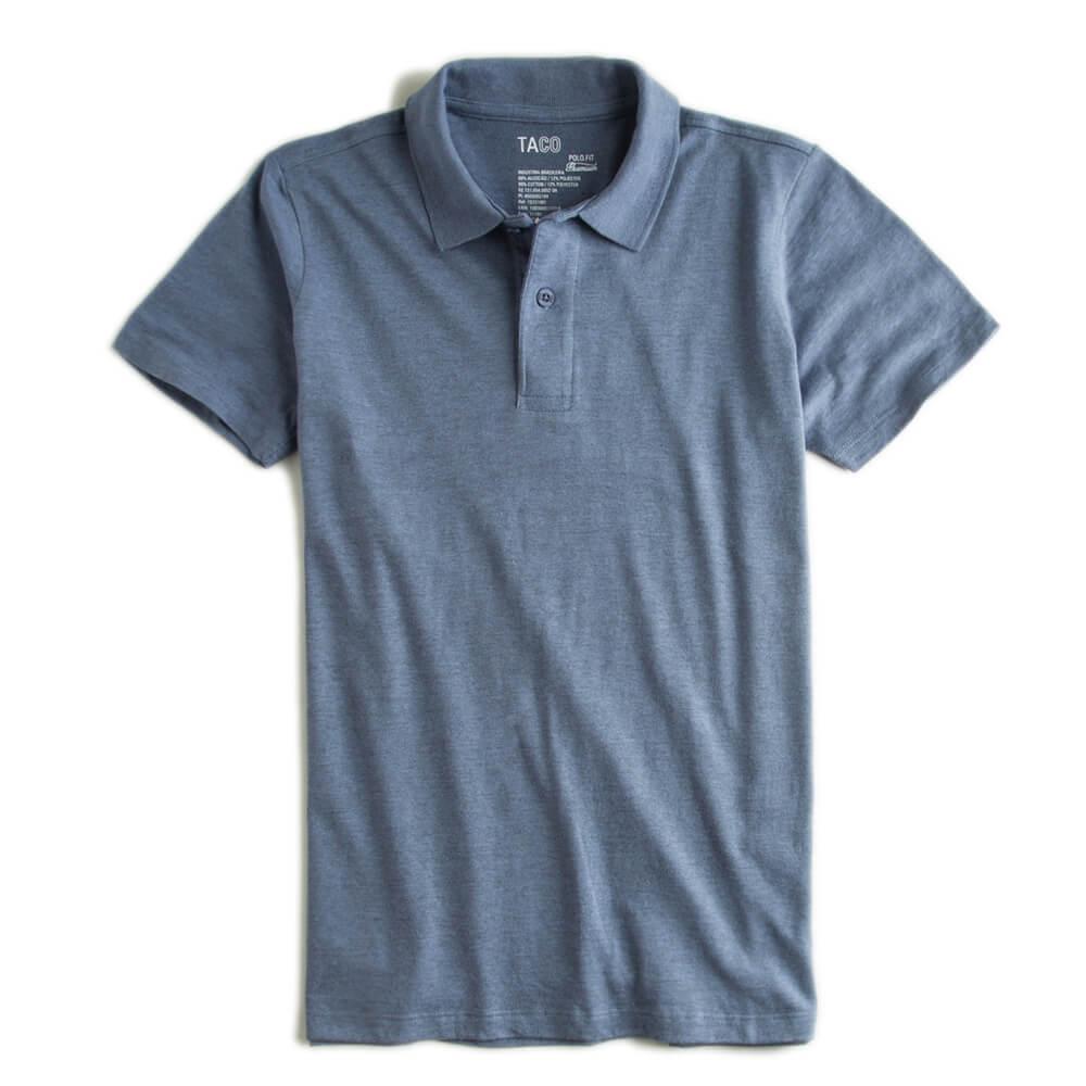 Camisa-Polo-Fit-Premium-Azul