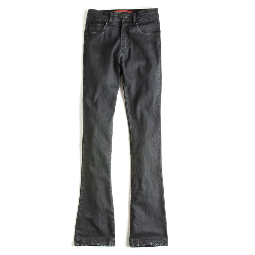 Calca-Jeans-Flare-Black-Feminina