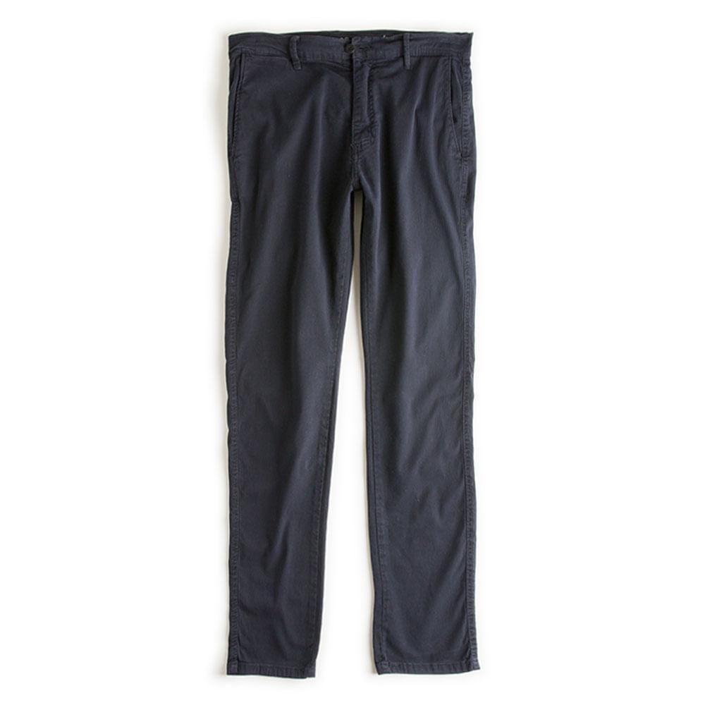 Calca-De-Tecido-Slim-Chino-Flex-Azul-Marinho