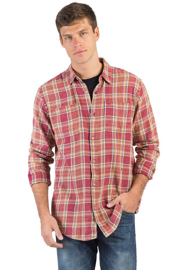 Camisa Masculina - manga longa de67063349dcd