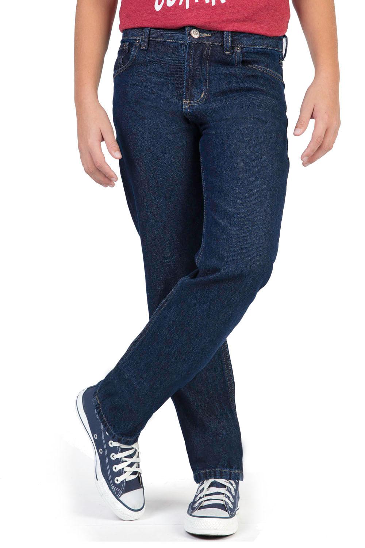 fa547e515 Calça Jeans Reta Basic Infantil Masculino New Stone New - Taco