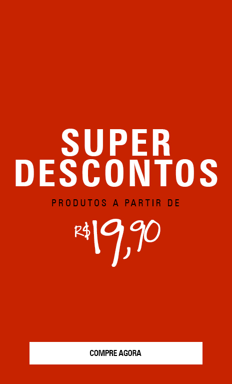 SUPER DESCONTOS (25%)