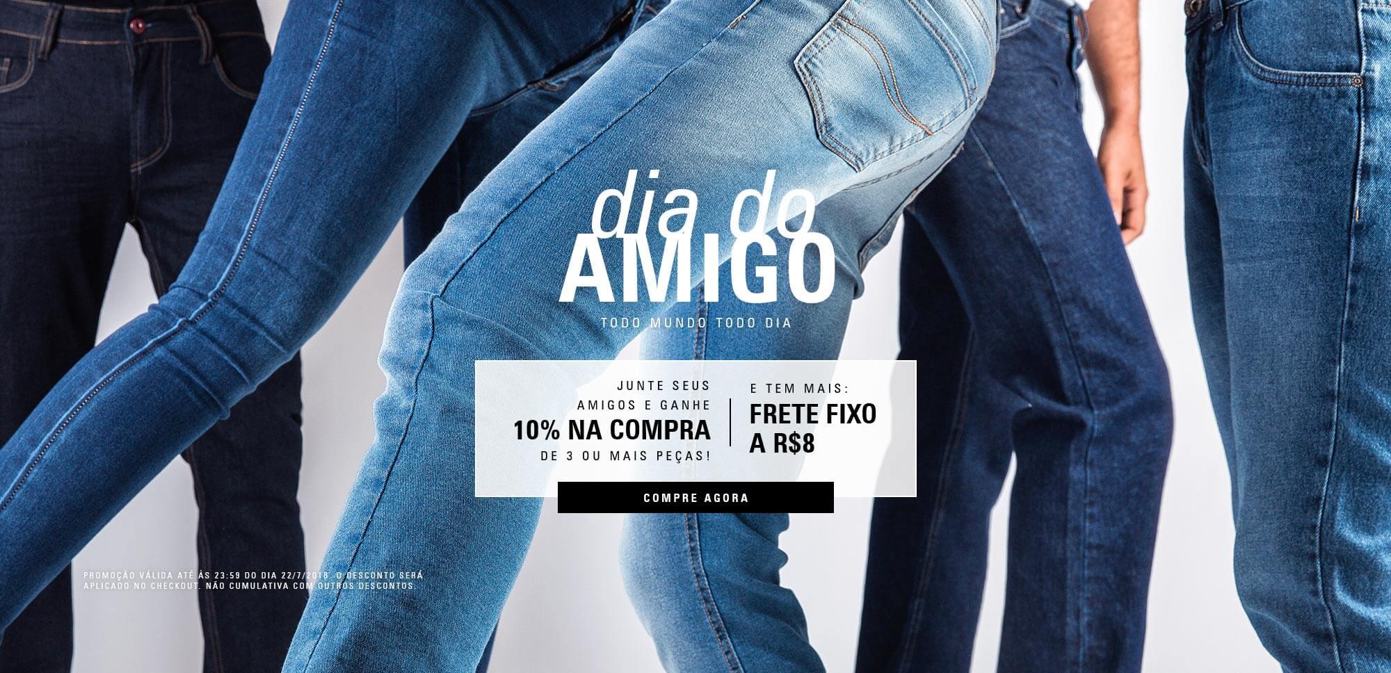 DIA DO AMIGO