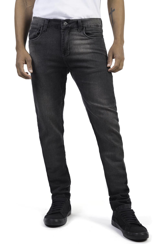 76a2dea50 Calça Jeans Skinny Jogger Black - Taco