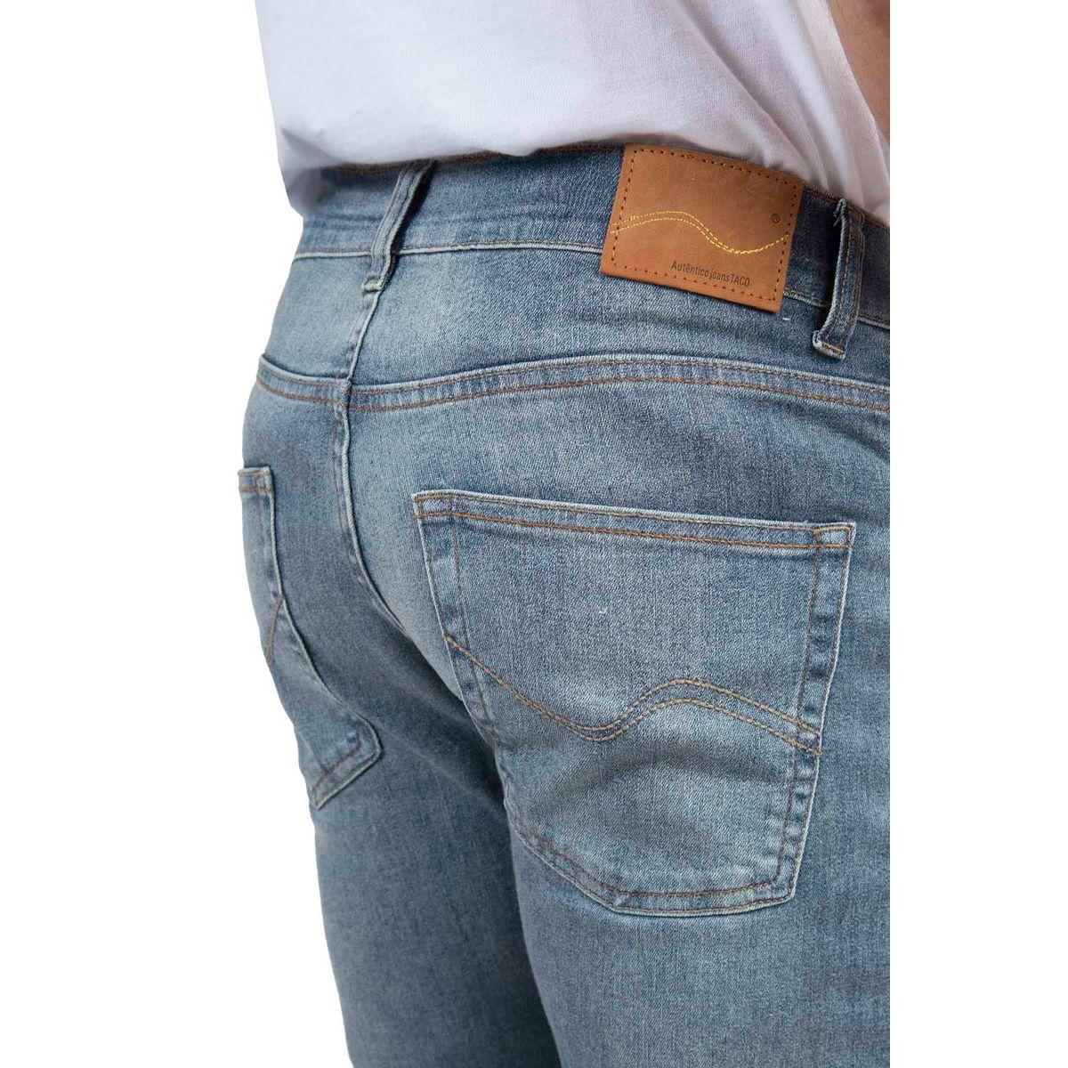 Calça Jeans Slim Flex Destroyer - Taco a40e9e9bdd635