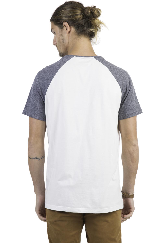 65686a284b T-Shirt Com Bolso Lisa Off White - Taco