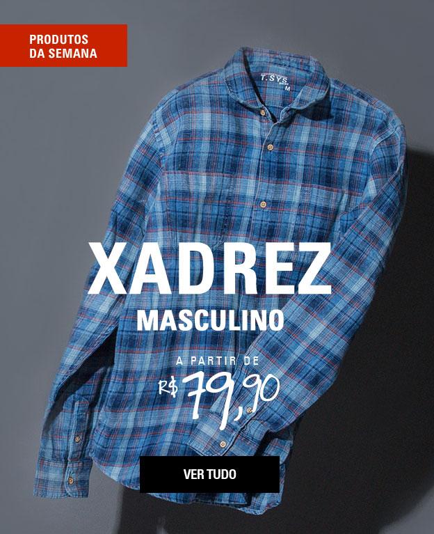 XADREZ MASCULINO