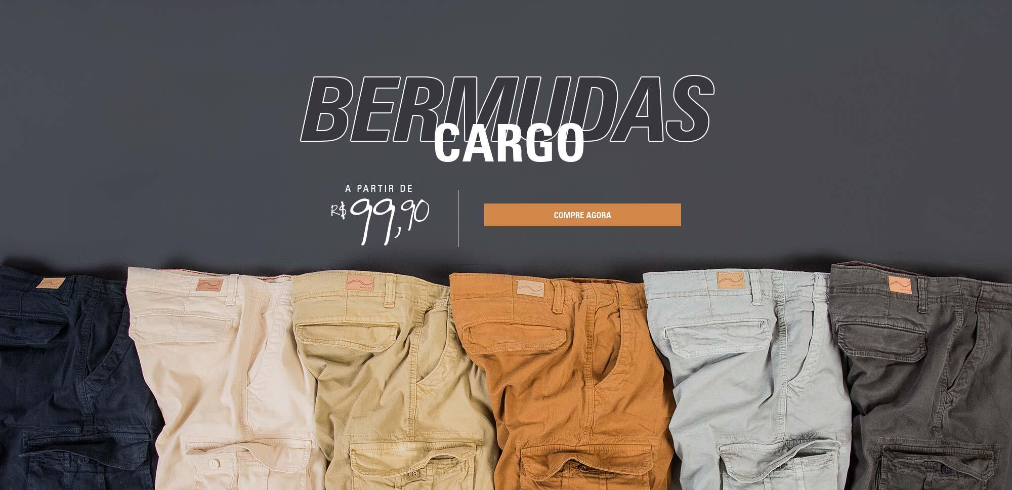 BERMUDAS CARGO