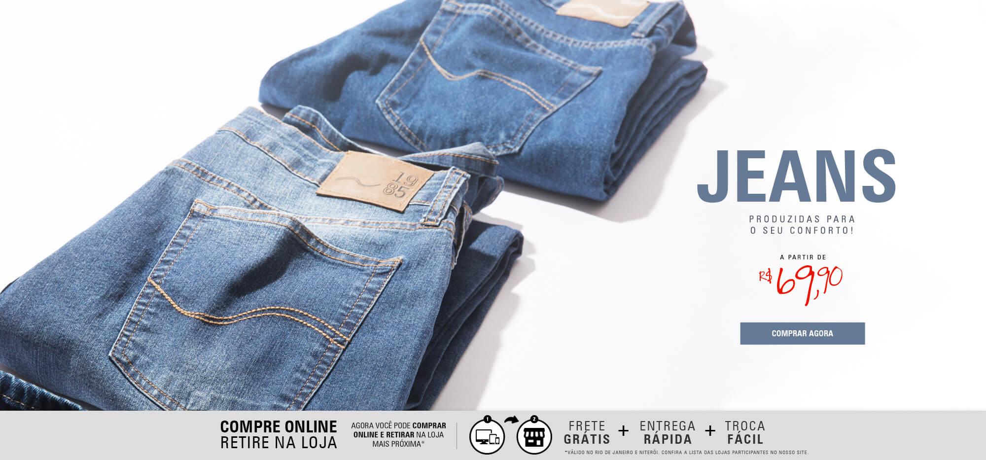 JEANS - CLARO