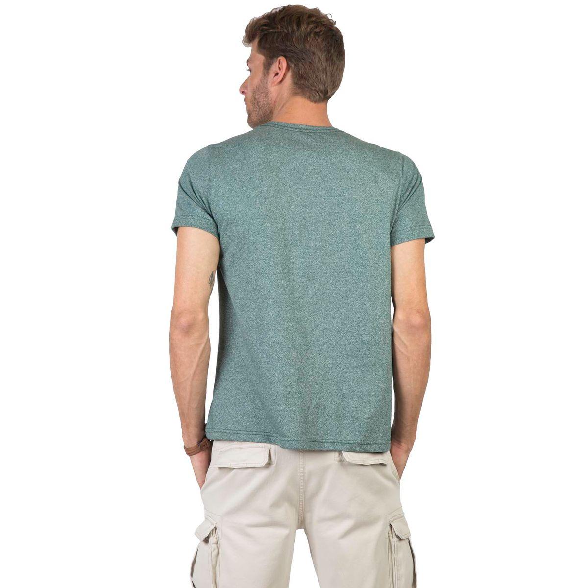 T-Shirt Estampada Verde - Taco 7e5c0a1ae0cf5