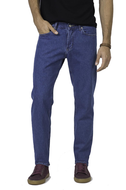 1136d047e8 Calça Jeans Reta Basic Stone New - Taco