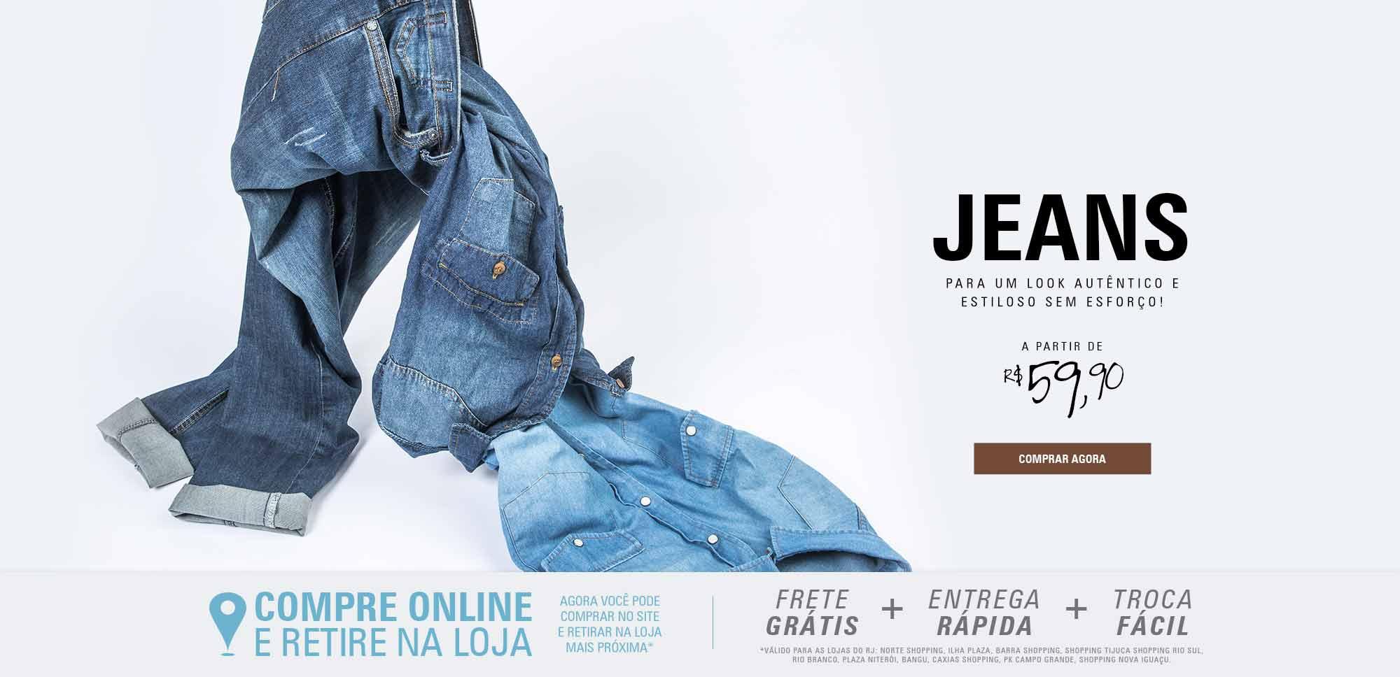 JEANS - ESCURO