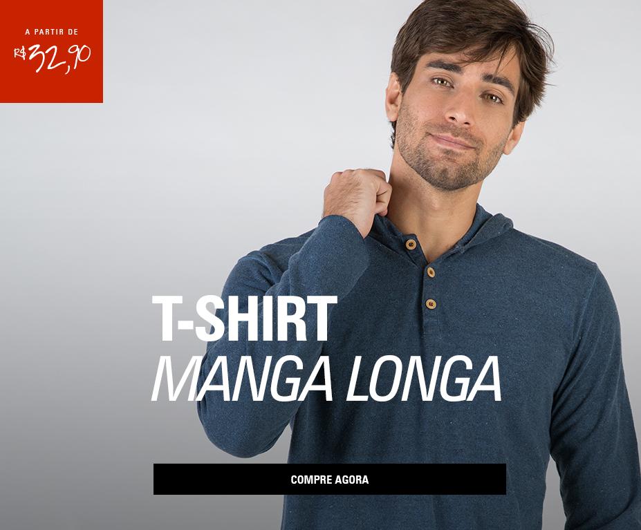 T-SHIRT MANGA LONGA__