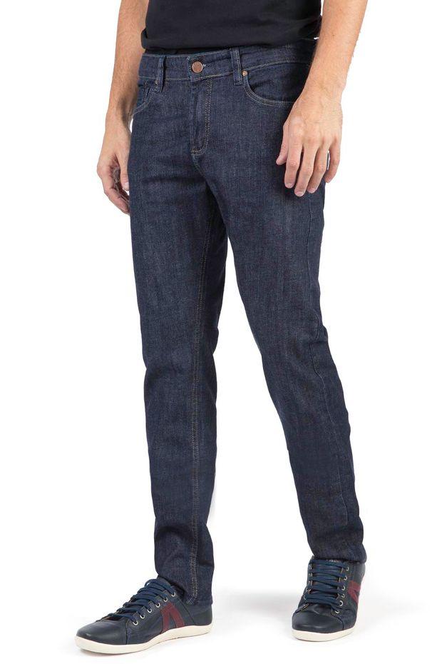 502e2d7a5 Calça Jeans Slim Stone