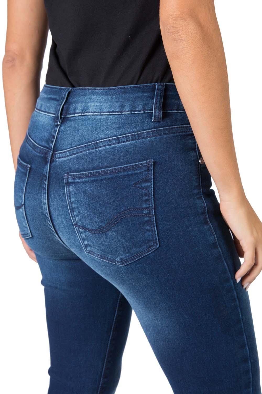 5b1d555e58 Calça Jeans Skinny Super Comfort Stone - Taco