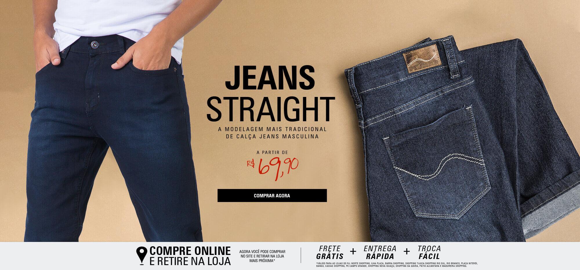 bec0fe9b22df TACO - Jeans, T-Shirts, Pólos, Bermudas, Calçados e Acessórios