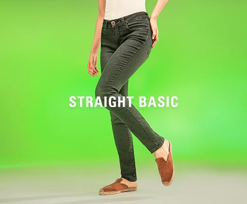Feminino Straight Basic