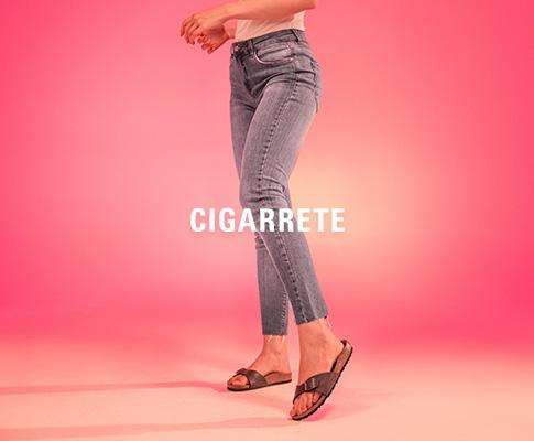 Feminino Cigarrete