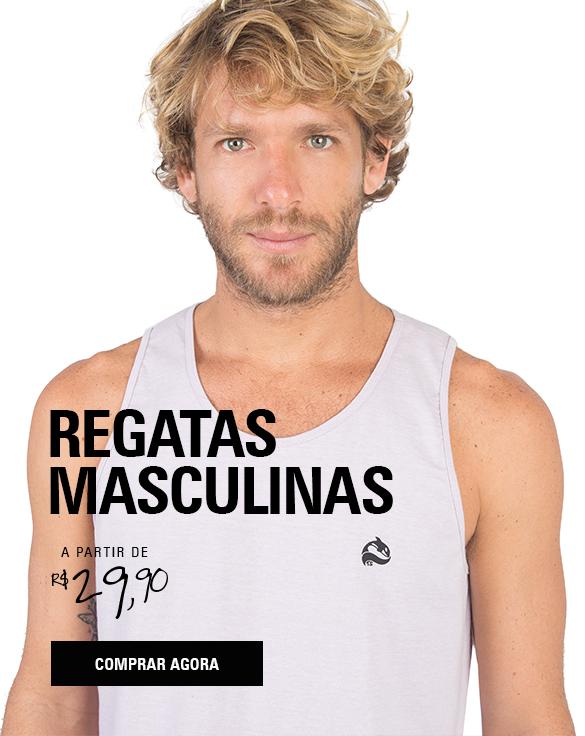 REGATAS MASCULINAS