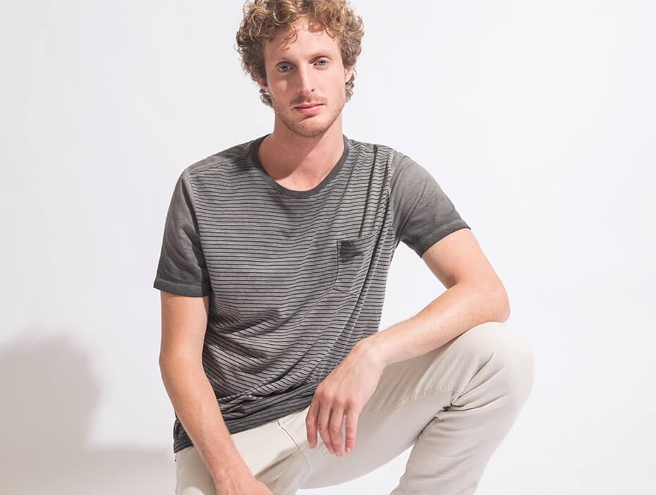 Masculino (T-shirts)