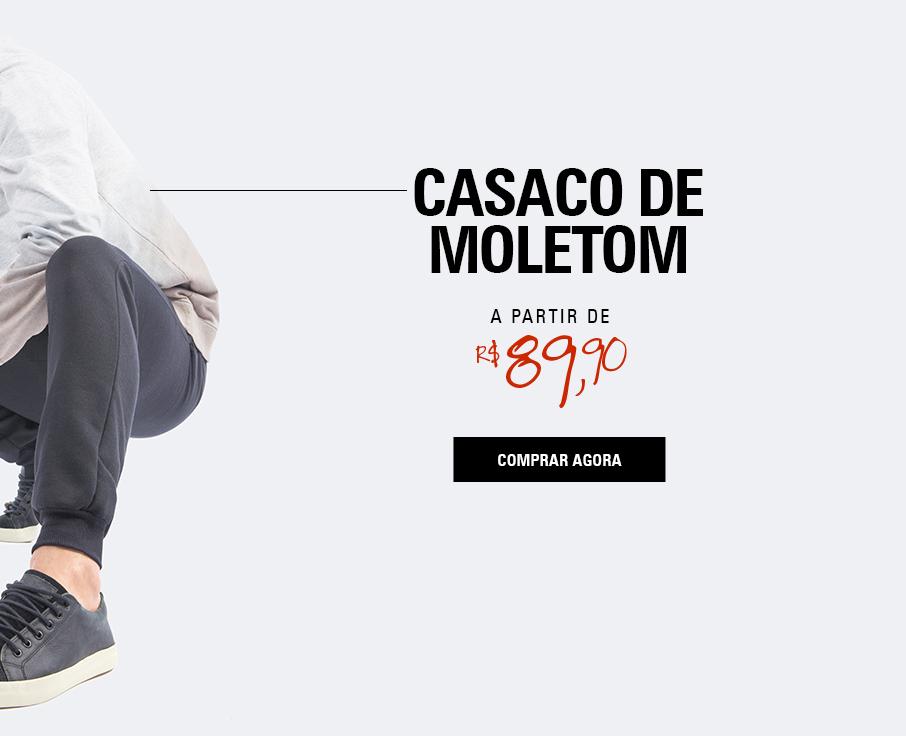 CALÇA DE MOLETOM