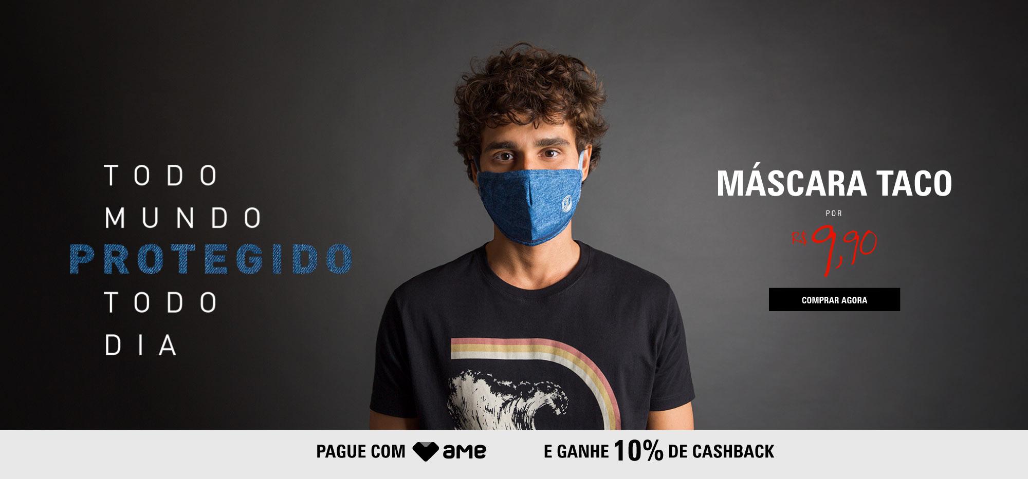 MÁSCARAS - CLARO