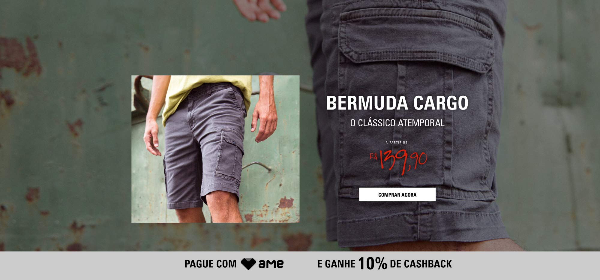 BERMUDA CARGO - CLARO