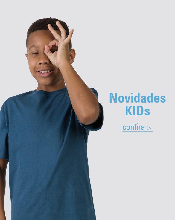 ANO NOVO E BLUE VIBES KIDS