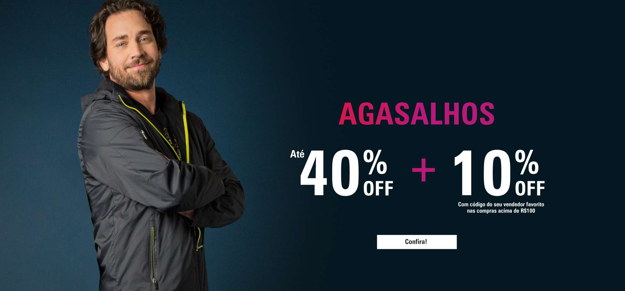 AGASALHOS - CLARO