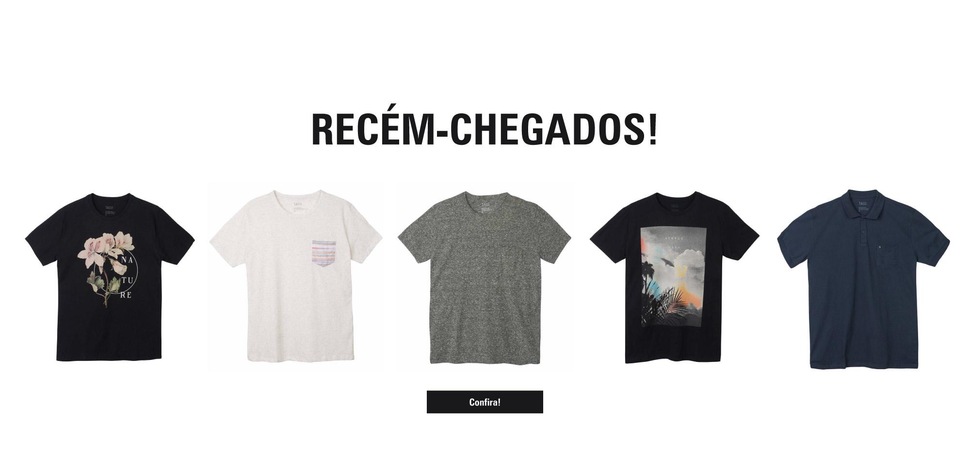 RECEM CHEGADOS - ESCURO