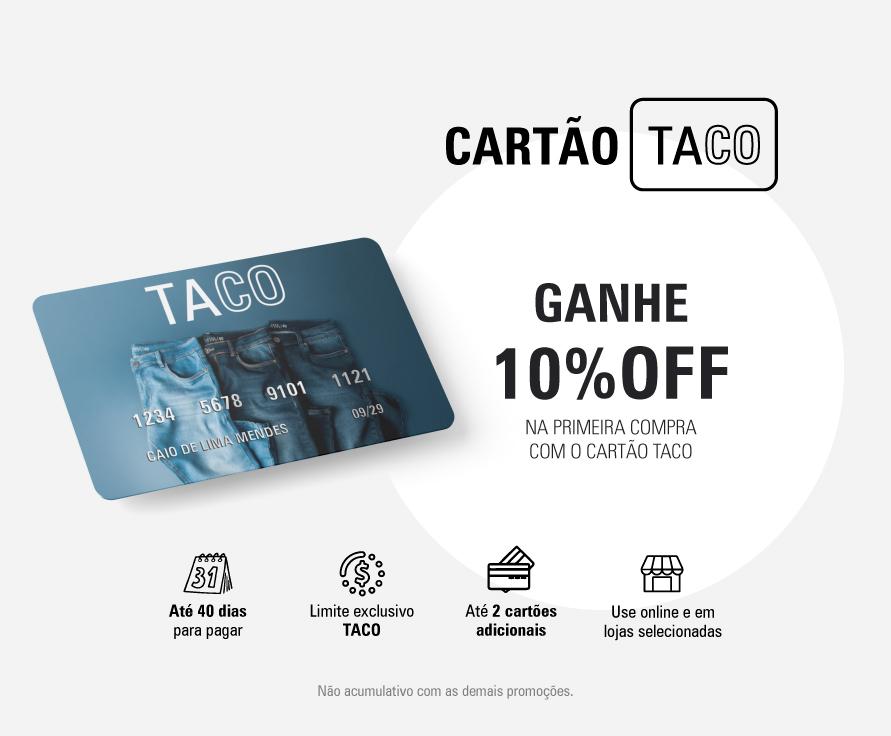 CARTAO TACO