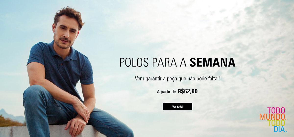 POLOS - ESCURO